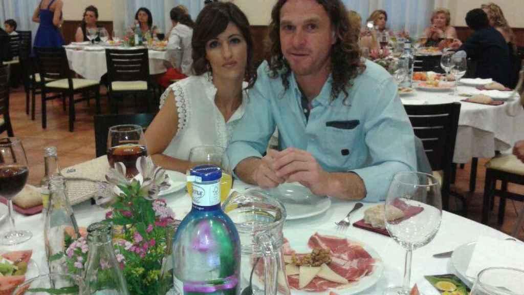 Silvia N. y su presunto asesino, Jorge L.