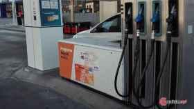carburantes gasolinera