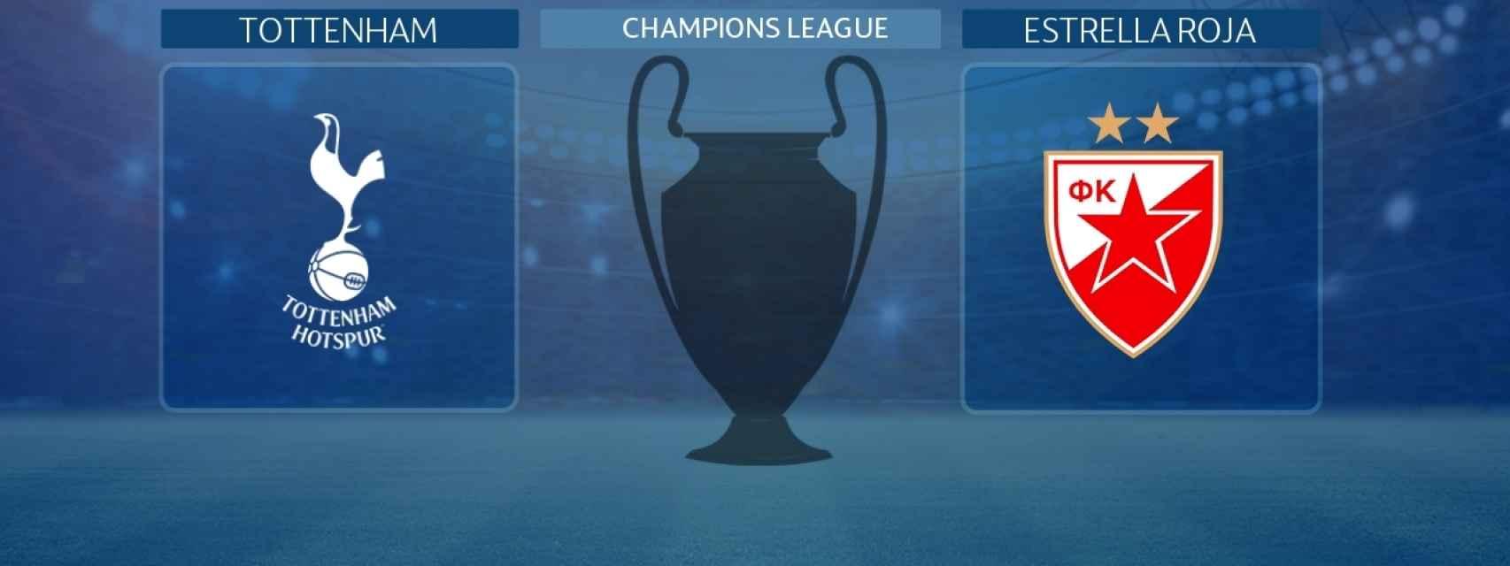 Tottenham - Estrella Roja