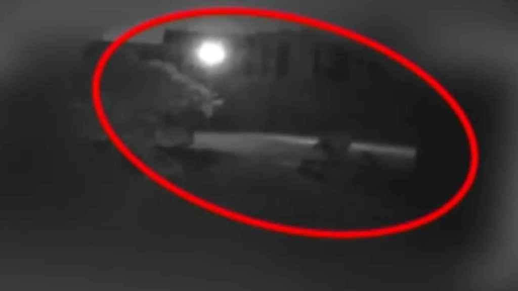 Las imágenes del 'modus operandi' de la banda que asaltaba y robaba en casas de futbolistas