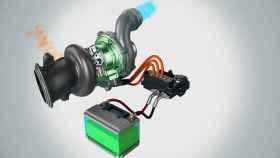 Un nuevo turbo eléctrico puede revolucionar los motores de combustión
