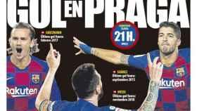 Portada Mundo Deportivo (23/10/2019)