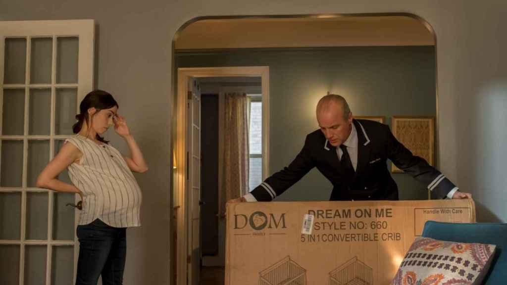 Fotograma del primer episodio de Modern Love.