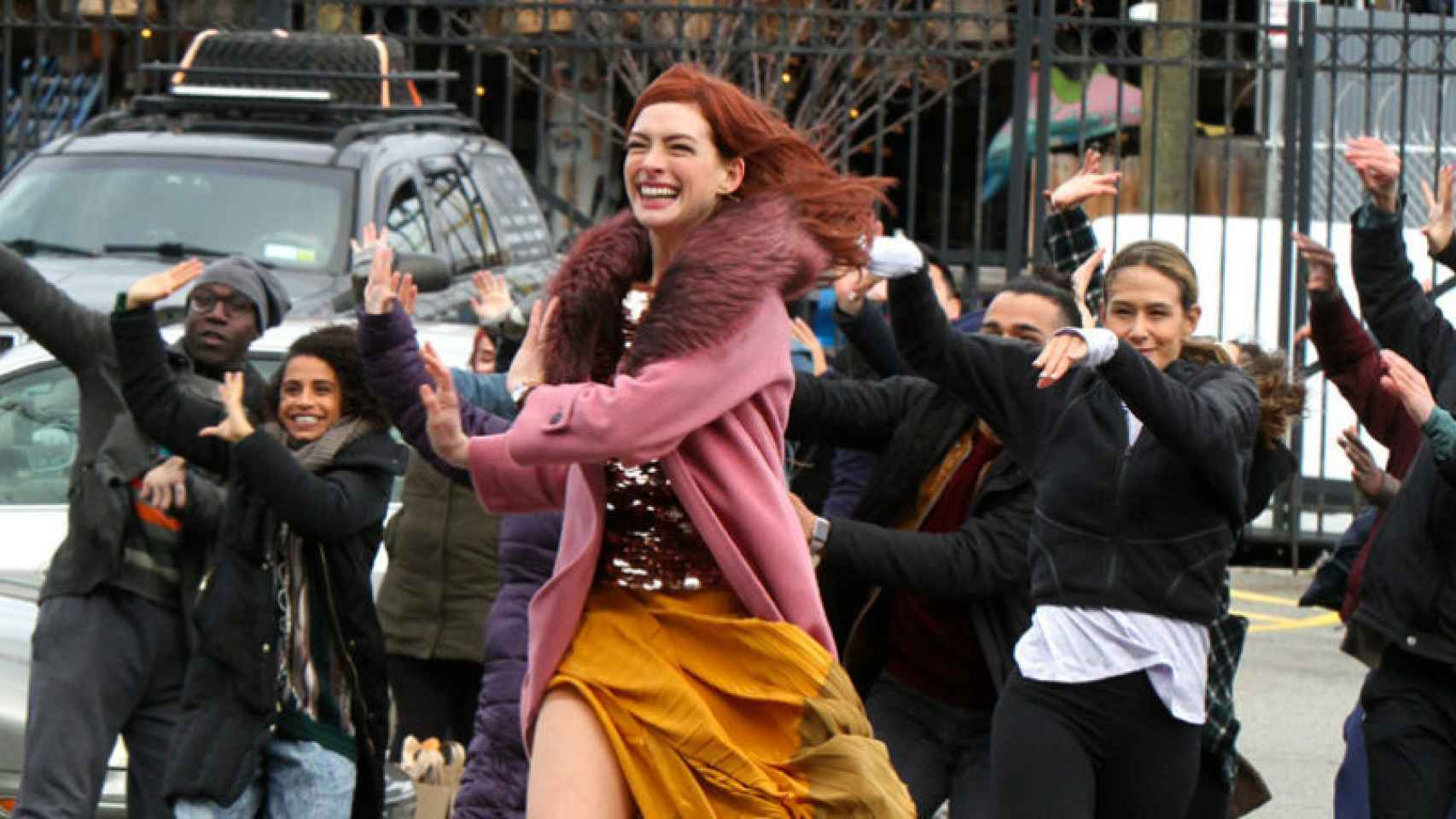 Anne Hathaway en Modern Love.