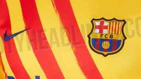 La supuesta cuarta equipación del FC Barcelona
