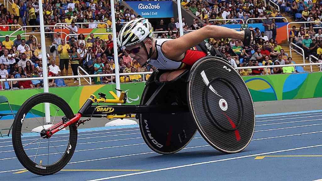 Marieke Vervoort, en Rio 2016