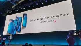 El Huawei Mate X saldrá a la venta el próximo mes en China