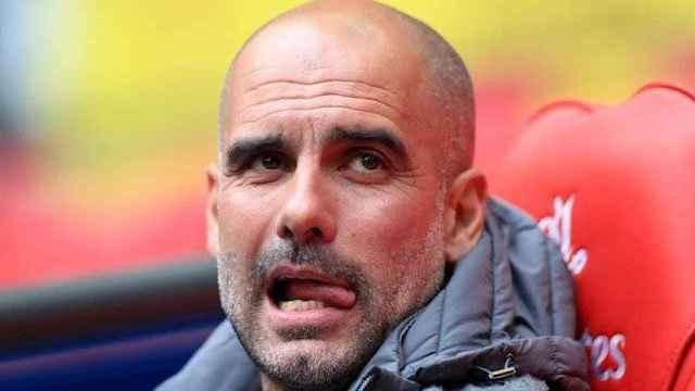 Pep Guardiola, en una imagen de Europa Press