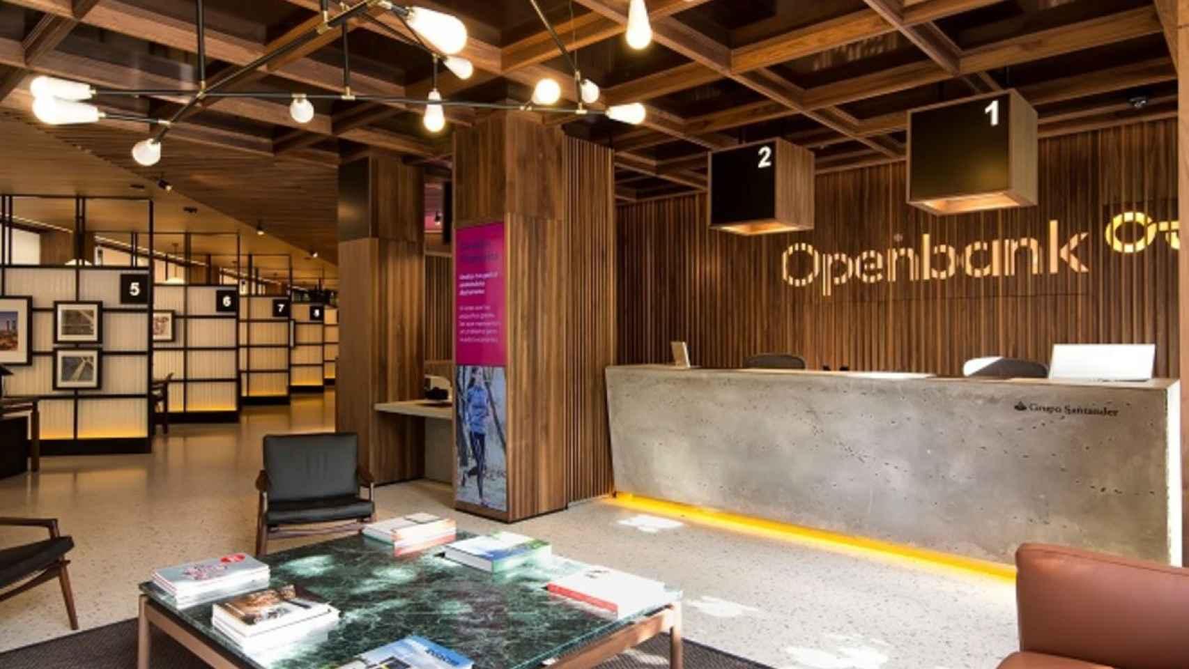 openbank oficina