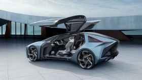 El SUV eléctrico de Lexus es el más loco que hemos visto hasta ahora