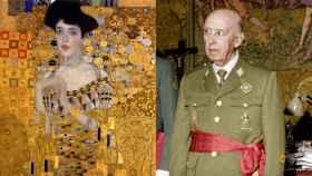 Los últimos viajes de Francisco Franco y Adele Bloch-Bauer