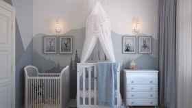 Ideas prácticas para decorar la habitación del recién nacido