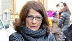 Santina D'Alessandro, madre de Mario Biondo.