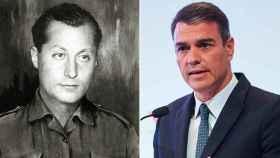 Primo de Rivera y Pedro Sánchez.