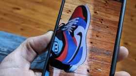 Pruébate zapatillas sin salir de casa: esta app móvil lo hace posible