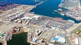 Los hombres utilizaban el puerto de Algeciras como vía de entrada de la droga.