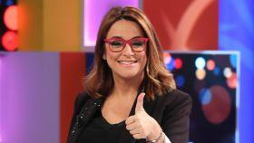 Toñi Moreno en una imagen promocional de Telemadrid.