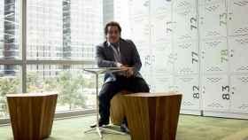 Andrés Giolito, director general de Globant en Colombia, en las instalaciones de la empresa en Bogotá.