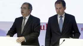 Ángel Ron y Francisco Gómez.