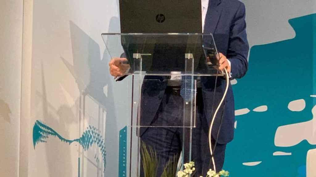 El presidente de la Fundación IDIS, Juan Abarca.