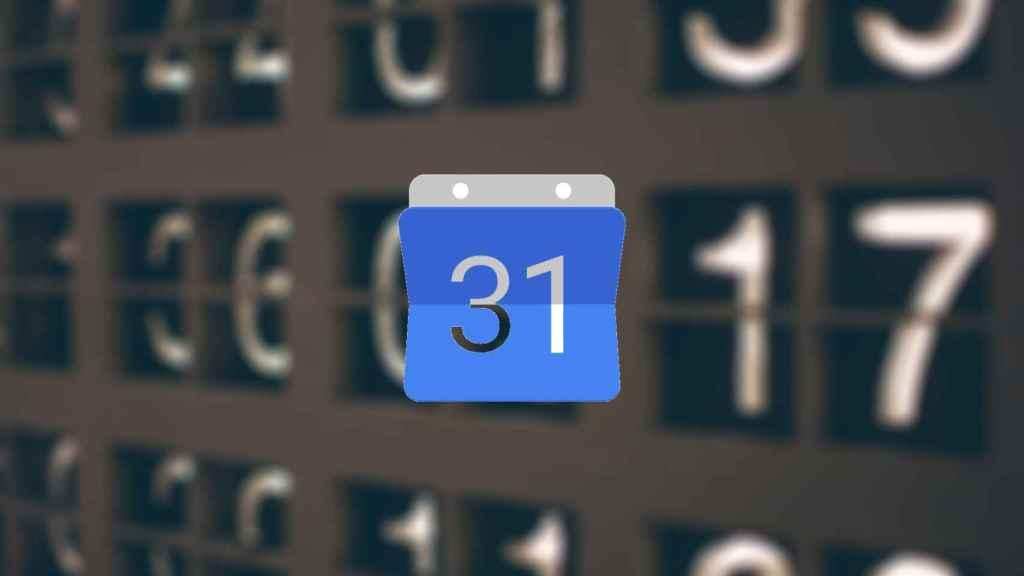 Calendario de Google.