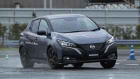 El nuevo Nissan Leaf de 300 CV es el compacto deportivo eléctrico que buscamos