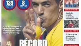 La portada del diario Mundo Deportivo (28/10/2019)