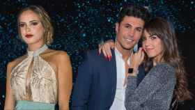Montaje de JALEOS con Gloria Camila, Kiko Jiménez y Sofía Suescun.