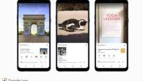Aplicaciones Android para encontrar ropa usando una foto