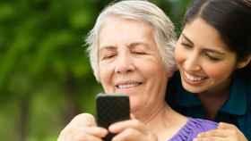 Cómo adaptar un móvil Android para tus abuelos