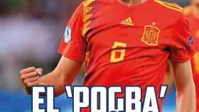 La portada de El Bernabéu (28/10/2019)