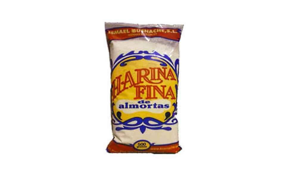 Harina de almortas a la venta online.