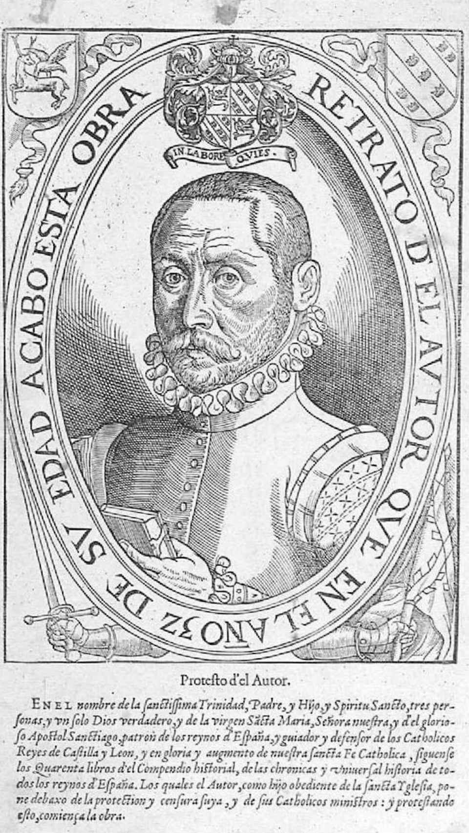 Esteban de Garibay y Zamalloa.