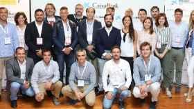 Los ganadores y finalistas de la pasada edición de los Premios EmprendedorXXI.