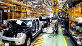 Fábrica de Nissan en la Zona Franca.
