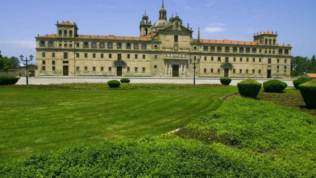 Colegio de Nuestra Señora de la Antigua en Monforte de Lemos.