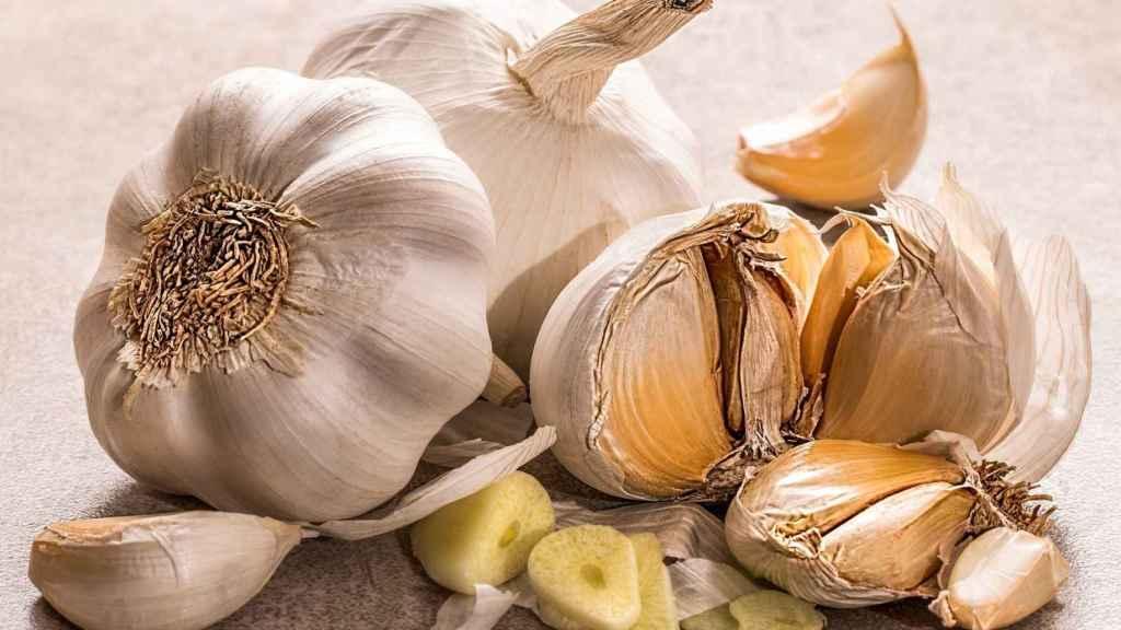 El ajo posee innumerables propiedades beneficiosas para nuestro cuerpo.