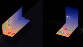 Samsung muestra en vídeo ¿su nuevo móvil plegable?