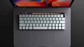 teclado mecánico MacBook