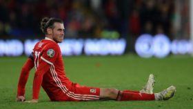 Gareth Bale se lesionó con Gales