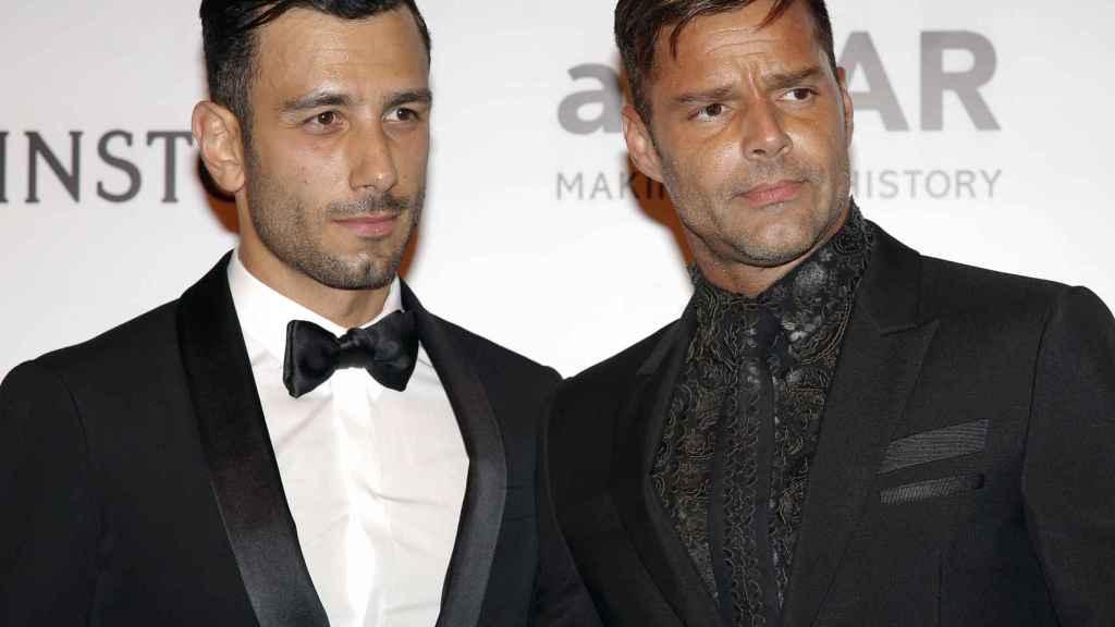 Jwan Yosef y Ricky Martin han creado una gran familia con cuatro hijos.