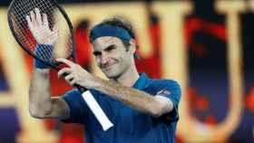 Roger Federer, esta temporada