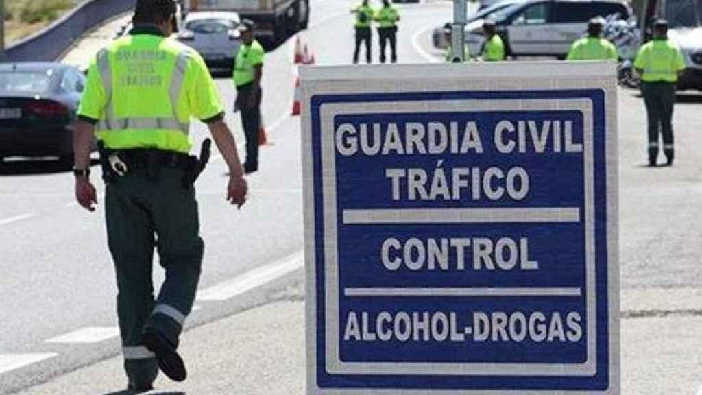 La DGT ha instalado diversos controles donde ha habido mayor siniestralidad de furgonetas.