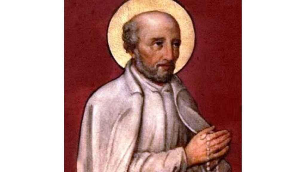 San Alonso Rodríguez.