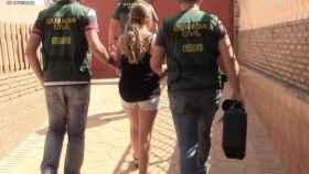 La detención se ha producido en la localidad de Benalmádena (Málaga).