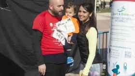 Una imagen de la carrera 'Médula para Mateo', en la que participó Cristina Pedroche.