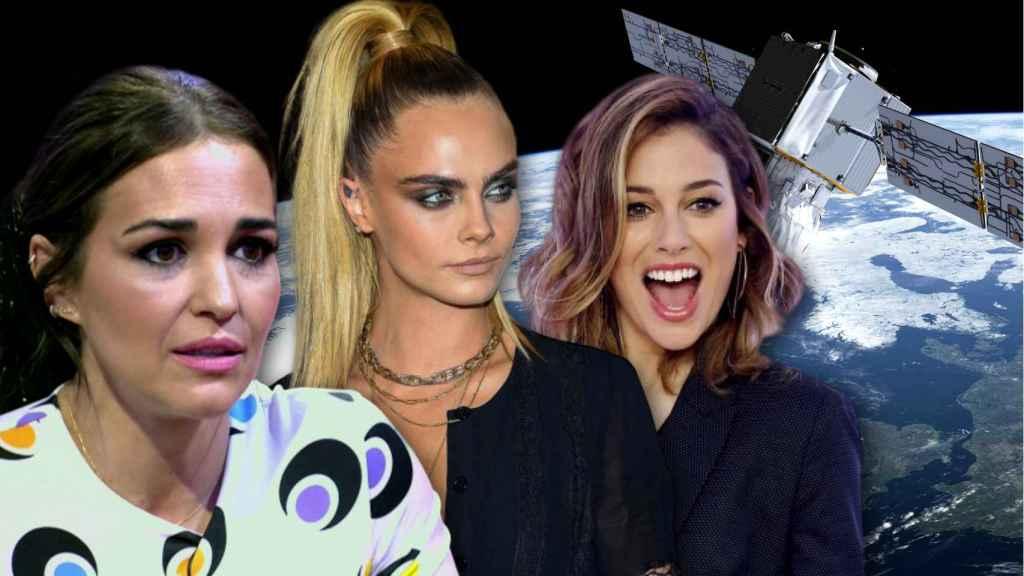 Paula Echevarría, Cara Delevingne y Blanca Suárez son algunas de las 'afectadas' por la caída estelar.