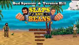 Reparte guantazos a mano abierta con Bud Spencer y Terence Hill