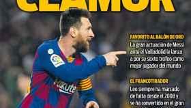 Portada Sport (31/10/19)