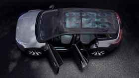 Este nuevo SUV eléctrico tiene paneles solares para recorrer 1.600 km anuales limpios